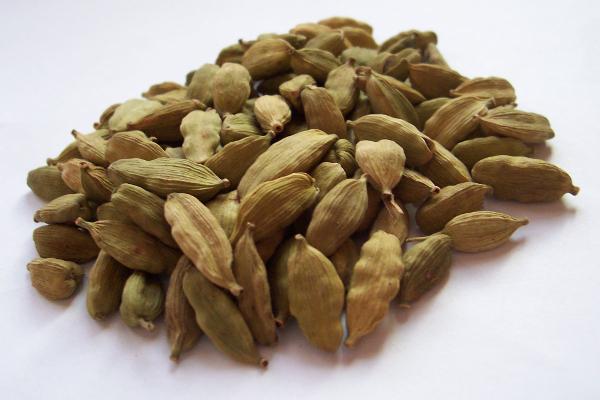 Elettaria cardamomum cardamomo