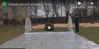 serra tunnel orto