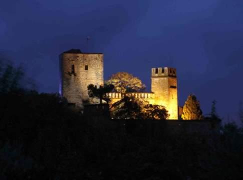 notturni stellata al castello di gropparello