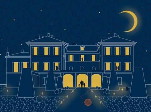 pic-nic sotto le stelle al castello della manta