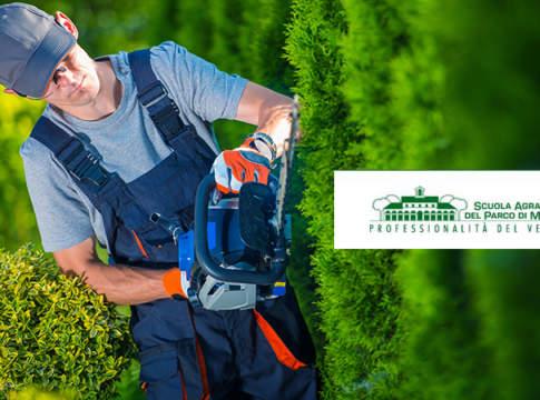 corso per giardiniere professionista