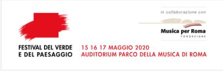 Festival del verde e del paesaggio 2020