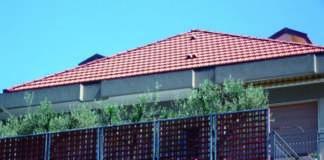 frangivento terrazzo