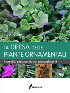Libro difesa piante ornamentali
