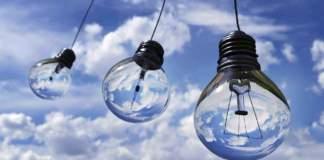 illuminazione circadiana lampadine nel cielo