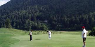 campo da golf Tesino