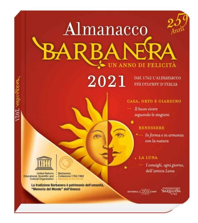 almanacco barbanera 2021